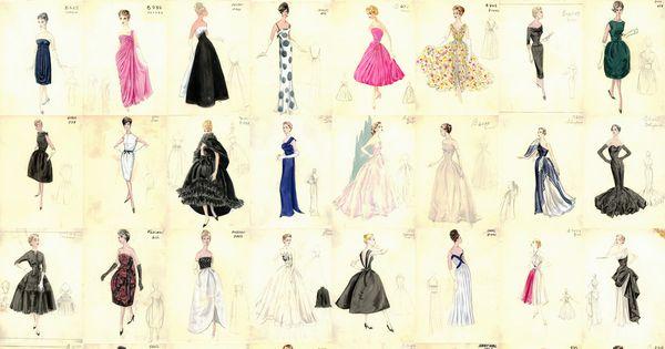 All Kinds of Skirts via duitang Skirts Illustration duitang
