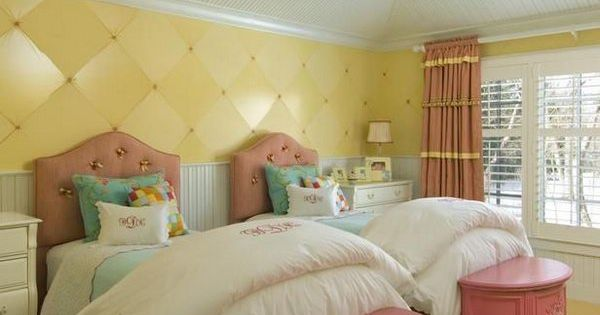 40 cute and interestingtwin bedroom ideas for girls diamond paint satin finish and high gloss for What paint finish for bedroom
