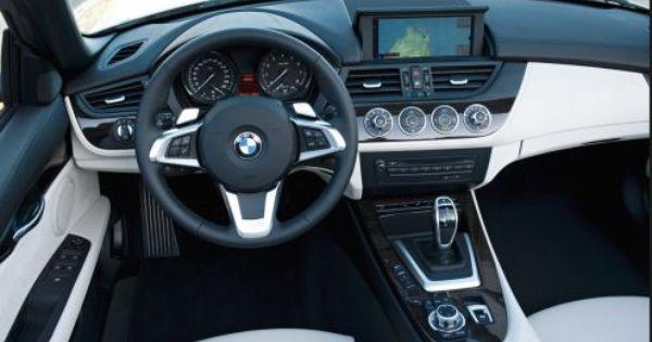 Top 10 Best Car Interiors For 2010 45 55k Bmw Z4 Bmw Z4