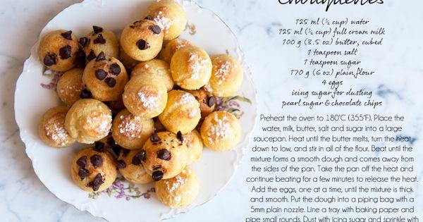 Chouquettes Recipe Little Paris Kitchen