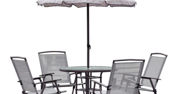 6 Piece Patio Set At Menards Furniture Pinterest