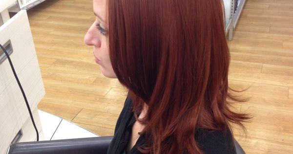 Hair By Marisa 5c Redken Shades Eq Hair Pinterest