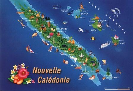 la nouvelle calédonie voyage
