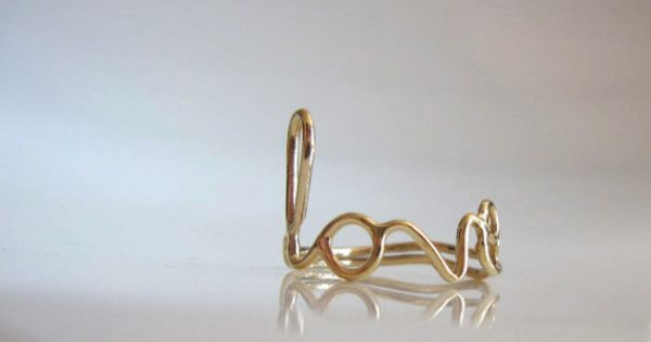 love ring by porter Rings