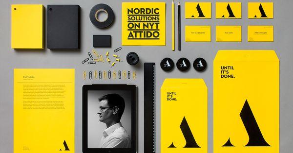 Bond's beautiful new visual identity for Attido.