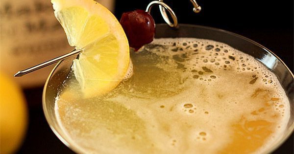 Classic Whiskey Sour | Recipe | Whiskey Sour, Whiskey and Classic