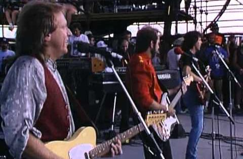 Exile Super Love Live At Farm Aid 1986 Neil Young Health Fitness Cat Willie Nelson