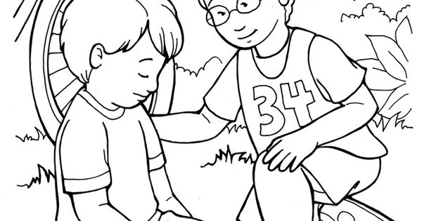 people following jesus coloring pages - photo#18