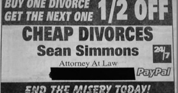 The Worst Lawyer Billboards I Could Find With Images Lawyer