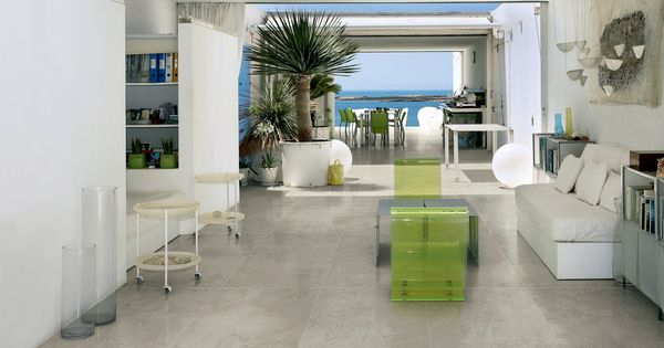 Perfecte imitatie beton cire cir vloertegels in 75x150 37 tegelhuys tegelhuys betonlook - Imitatie cement tegels ...