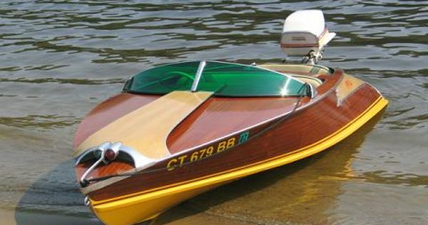 Woodboat 2 Jpg 222370 480 360 Runabout Boat