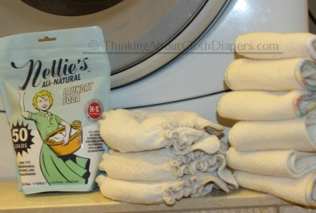 Nellies Laundry Soda Our Favorite Cloth Diaper Detergent Cloth