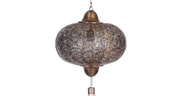 Lamparas arabes doradas morocco middle eastern islamic - Comprar decoracion arabe ...