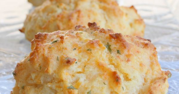 Red Lobster Cheddar Bay Biscuits- Goodness gracious these are good! I can't