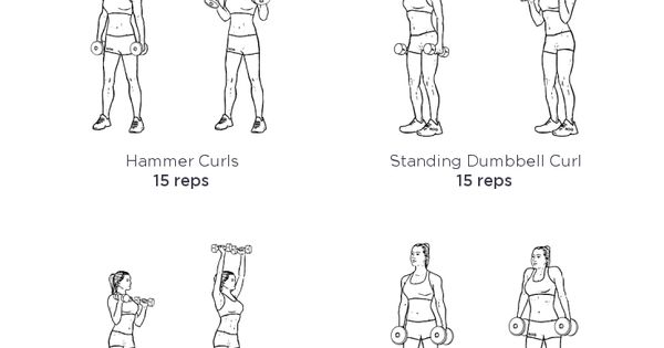 image about Printable Arm Workouts called Palms exercise session: my custom made printable exercise as a result of @WorkoutLabs