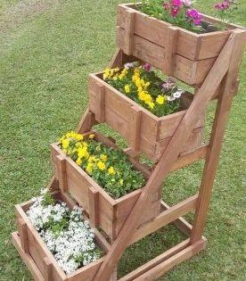 52 Cheap Diy Garden Ideas Everyone Can Do It With Images Diy Garden Furniture Pallets Garden Pallet Garden