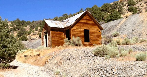 Pine Grove mines, Nevada | Cottages and small dwellings ...