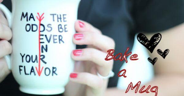 sharpie mugs!