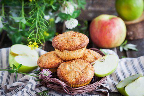 Apfel Muffins Rezept Rezept Apfel Muffins Rezept Apfelmuffins Rohkost Rezepte