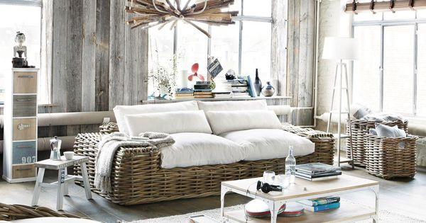 colonne de rangement blanche molene maisons du monde pinteres. Black Bedroom Furniture Sets. Home Design Ideas