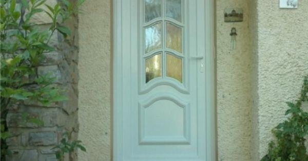 Installation d 39 une porte d 39 entr e pvc dans le var for Installer une fenetre pvc
