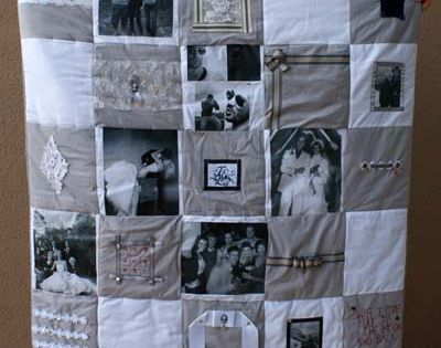 How to Make a Memory Blanket