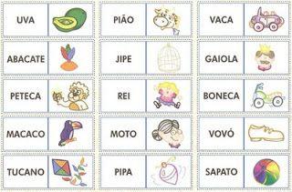 Jogos E Atividades De Alfabetizacao Para Imprimir Alfabetizacao