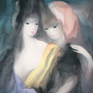 Lithographie Marie Laurencin Peinture Renard Peintre Comment