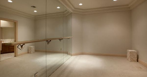 Ideas For An At Home Dance Space Ballet Bar Bar And Room