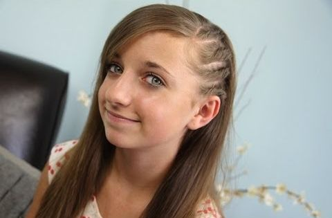 Side Flat Twists | Back-to-School Hairstyles | Hairstyles, Braids and Hair Style