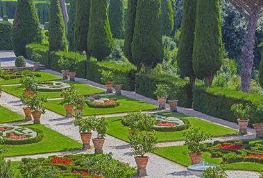 747bf25b91cf5c813b871b703bba5515 - Barberini Gardens Of The Pontifical Villas