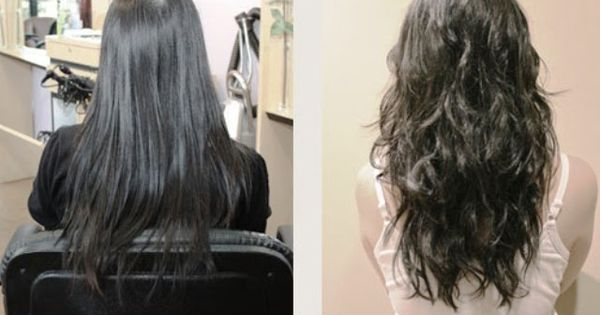 body perm before and after pictures google search hair beauty that i love pinterest. Black Bedroom Furniture Sets. Home Design Ideas