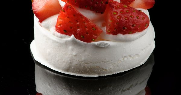 Ed Baines' Eton Mess Recipe — Dishmaps
