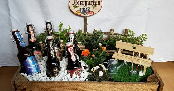 biergarten geschenk basteln pinterest inspiration. Black Bedroom Furniture Sets. Home Design Ideas