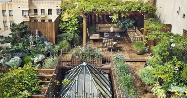 Looking for a secret garden in the heart of Chelsea? Look no