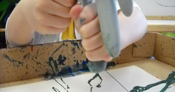 Udder painting?! Getting Messy With Ms. Jessi: Messy Jessi Had A Farm..EIEIO!
