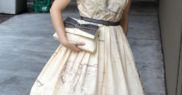 Lord of the Rings dress (actually a nice dress style.)