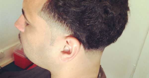 Scissors On Top Taper Fade On The Sides Hair Designs