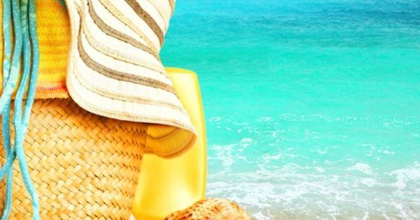 Pretty Summer Summer Time Beach