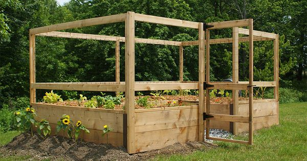 Gardens To Gro™ - Ready Made Vegetable Gardens | Deer ...
