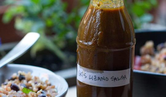 Lizano-Style Costa Rican Salsa | Recipe | Homemade, Vegetables and ...
