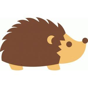 Silhouette Design Store Woodland Animal Art Silhouette Design Hedgehog