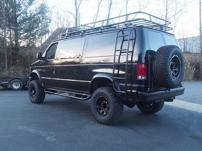 Ujointoffroad 4x4 Van Van 4x4 Van Conversion