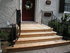 Front Steps Google Search Front Porch Steps Porch Steps Patio Steps