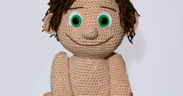 PATTERN crocheted Disney The Good Dinosaur Spot ...