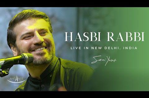 Sami Yusuf Hasbi Rabbi Live In New Delhi India Youtube Mp3 Song Download Muslim Songs Mp3 Song