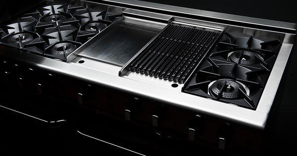 Capital Culinarian 60 Quot Range Cgsr604gb2 Range Top Grill