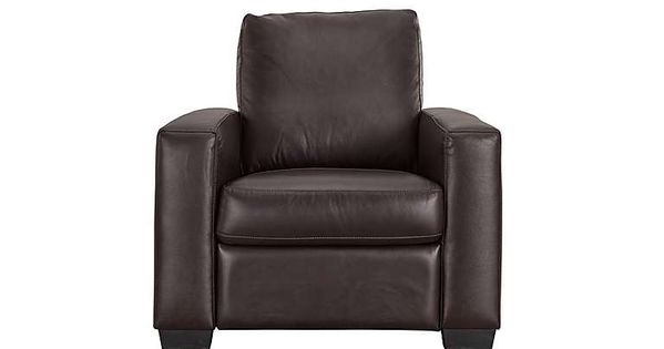 Furniture Village Dante furniture village dante leather recliner armchair modern style and