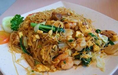 Resep Bihun Goreng Putih Spesial Enak Resep Masakan Pedas Resep Masakan Malaysia Makan Malam