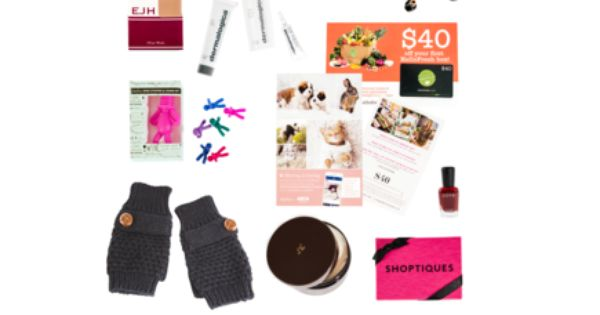 These fun boxes take the stress out of looking for the perfect gift. Plus, they really are the gift that keeps on giving!